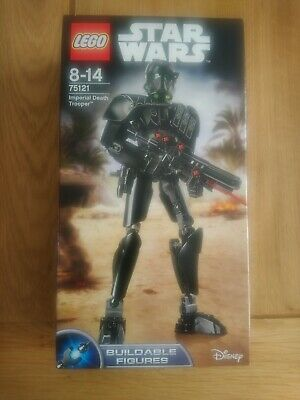 LEGO STAR WARS FAST GIFT WHITE ASSASSIN DROID FIGURE 10188-2008 NEW