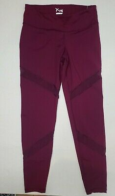 TEAL #5969 Old Navy Go Dry High Rise Printed Compression Legging