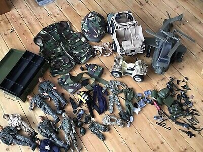 HM Armed Forces Royal Navy Fire and Emergency Party Equipment Set Toy UK