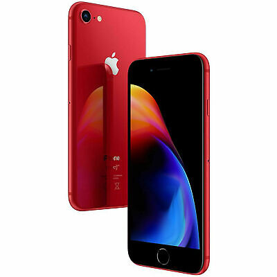 Apple iPhone 8 - 64GB - PRODUCT RED A1905 GSM UNLOCKED ~MRF~ VERY GOOD!