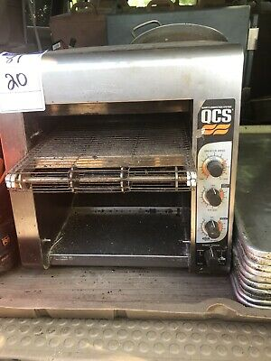Star Holman QCS2-800 Conveyor Toaster