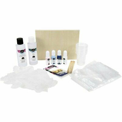 American Crafts - Color Pour Resin Collection - Resin Starter Kit