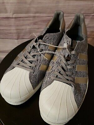 ADIDAS SUPERSTAR PK NMD BOOST Noble Metals BB8973 Shell Toe
