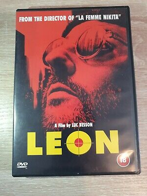 Leon DVD Gary Oldman, Besson (DIR) cert 18 Highly Rated eBay Seller Great Prices