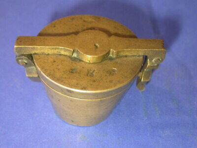 bg611,Gewichte,Waage,weight,Messing, brass, nested cup,Bechergewicht,Berlin