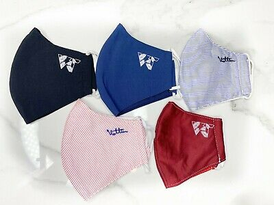 Reusable Face Mask (Pack of 3) - High Quality, Washable, Multi-Color