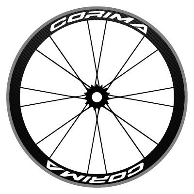 CORIMA 32WS wheel decals stickers for 700c 32mm bike bicycle road wheels