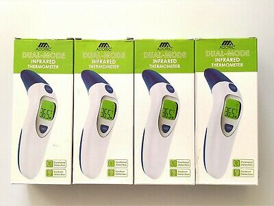 Dual Mode Upgraded Infrared Digital Ear Oral Baby Thermometer Mode T003