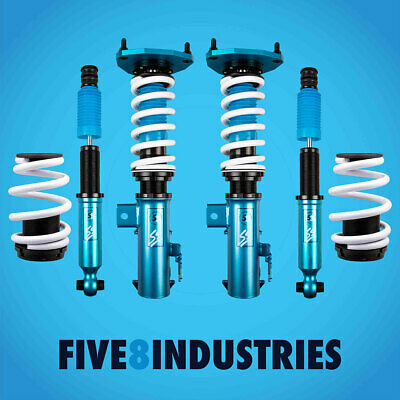FIVE8 Industries SS Coilovers for Toyota Corolla IM 17-18 (Hatch)