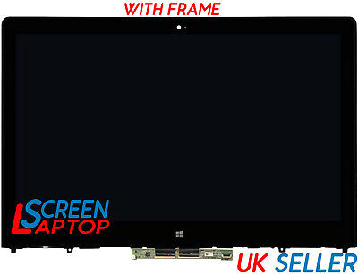 "Lenovo Thinkpad Yoga 460 FRU 01AW136 14/"" Full HD LED LCD Touch Screen Montaggio"