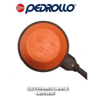 Spare original pedrollo cable full float for 1 2 3 top gm