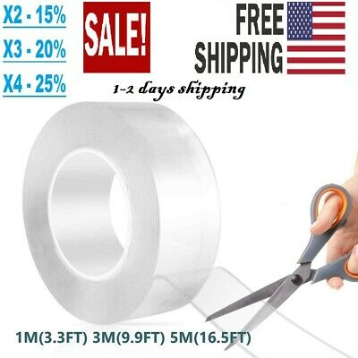 Nano-Magic-Tape-Double-Sided-Traceless-Washable-Adhesive-Invisible-Gel-1M-3M-5M