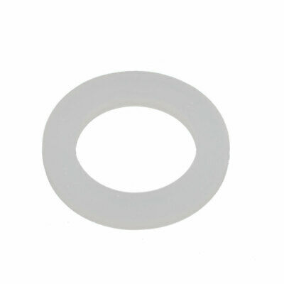 21 x 31 x 3mm O-Ring Hose Gasket Flat Rubber Washer Lot for Water Heater 10pcs