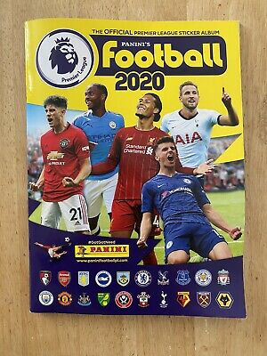 PANINI PREMIER LEAGUE STICKERS 2020 CHOOSE FROM LIST BRAND NEW