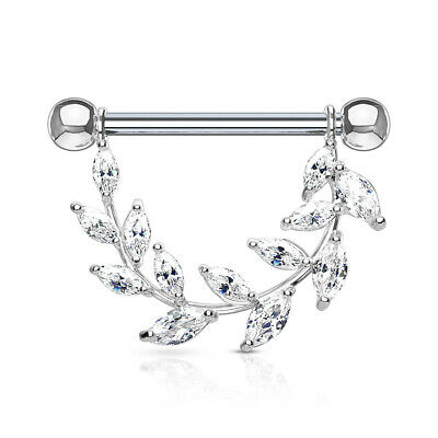 Tapsi ´S ´S coolbodyart Piercing Captive Surgical Steel Silver For Dermal Anc