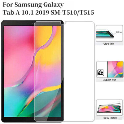 Screen Protector for Galaxy Tab A 10.1 2019 T510/T515 Tablet Tempered Glass Film