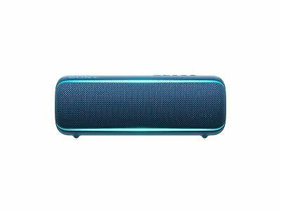Sony SRS-XB22/L Extra Bass Portable Bluetooth Speaker - Blue