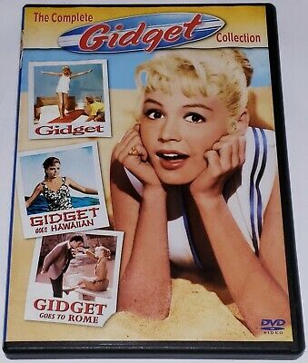 Gidget - The Complete Collection DVD 2-Disc Set
