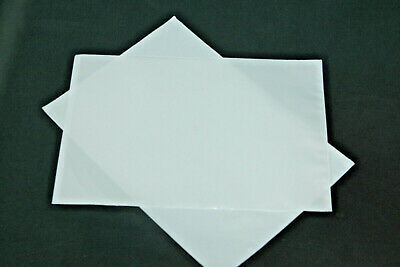 """50 X Clear Faced Pearlised Bags 5"""" X 7"""" - Suitable For Stockcard's Etc"""