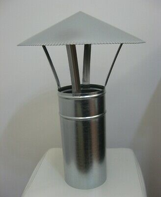 Chimney cap, Rain cap, Chimney cover, Rain cover  Ø 120mm