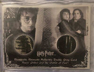 Harry Potter Task Tent And Canopy Prop Card P12