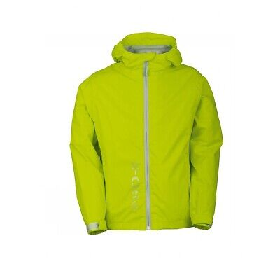 Pro-X Elements Kinder Regenjacke Flashy Art.9728 grün