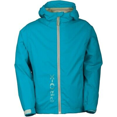 Pro-X Elements Kinder Regenjacke Flashy Art.9728 blau