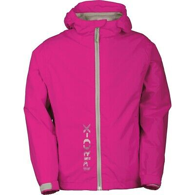 Pro-X Elements Kinder Regenjacke Flashy Art.9728 pink