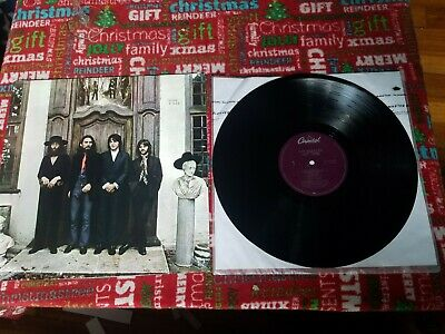 The Beatles lp record in Shrink, HEY JUDE, C1-9 issue 1988 EX scarce