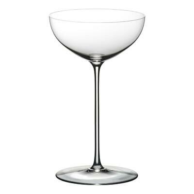 TWO BOXES - 4 GLASSES RIEDEL Veritas Coupe//Cocktail SKU 6449//09