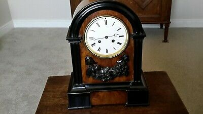 French mantle clock. .14in high