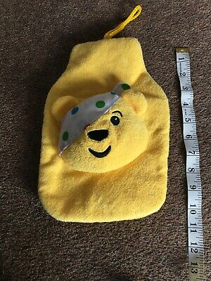 """Pudsey Bear Small Water Bottle Holder . 10"""""""