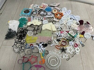 Extra Large Bundle Of sugarcraft cutters