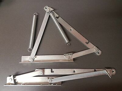 heavy duty hinge inc springs bed caravan teardrop bedroom furniture  k