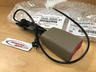 Automotive Safety Security New Genuine Toyota Tundra Front Seat Belt Buckle Left Oe 732300c030e1
