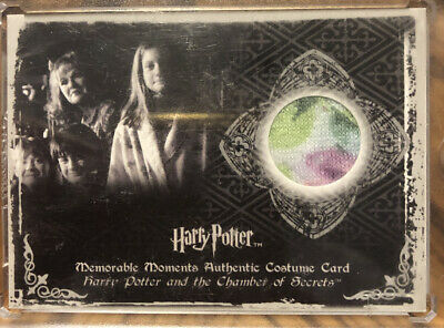 Harry Potter MM2 Ginny C1 Costume Card