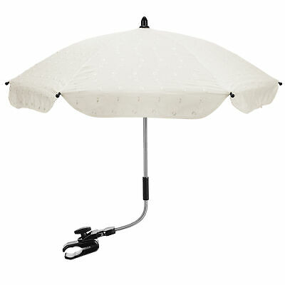 Baby Parasol Compatible with Hauck Runner Grey