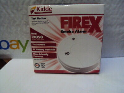 Kidde I9050 Smoke Detector Fire Alarm 9v Battery Operated Battery Included 12 99 Picclick
