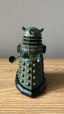 """Doctor Who Ironside Dalek 4/"""" Resin Collectible Figure"""