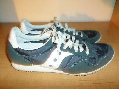 1357689 Saucony Mens Bullet Navy//Gray Running Shoes Size 11.5