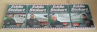 Eddie Stobart: Trucks and Trailers: The Complete Series 1 (DVD)