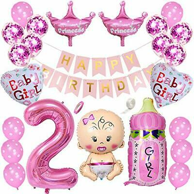 matching hair bow Baby girl second 2nd birthday grow Peppa  personalised