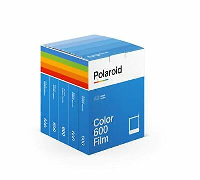 Polaroid Color 600 Film 5 Pack (40 Photos) (6013)