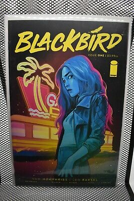 Image Blackbird #1 Variant Cover by Fiona Staples