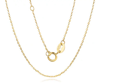 b COLLIER OR JAUNE MASSIF 750 18K CARATS 60cm 5grams FEMME HOMME OR COLLIER