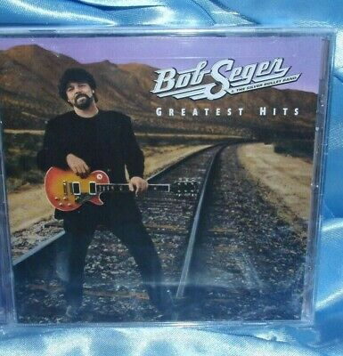 New BOB SEGER CD Turn The Page, Night Moves Greatest hits  22-Bit Remaster!