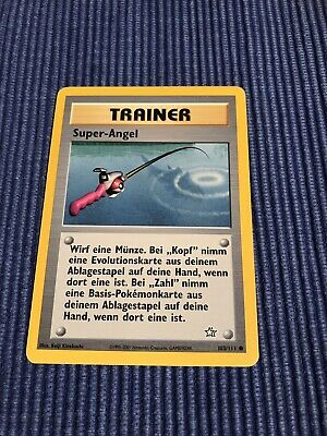 POKEMON KARTE TRAINER: SUPER ANGEL 103111 NON HOLO EUR