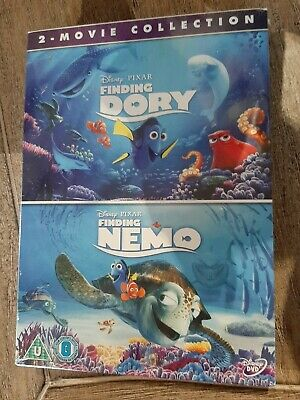 Finding Dory/Finding Nemo 2 Movie Collection NEW AND SEALED