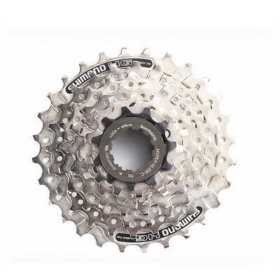 Shimano Acera CS-HG41-7 Speed Mountain Bike Cassette 11-28T with Tool Silver