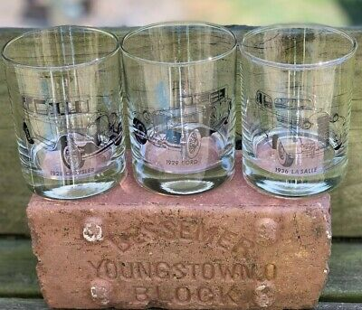 Vintage Southern Airways Lowball Old Fashioned Cocktail Glass